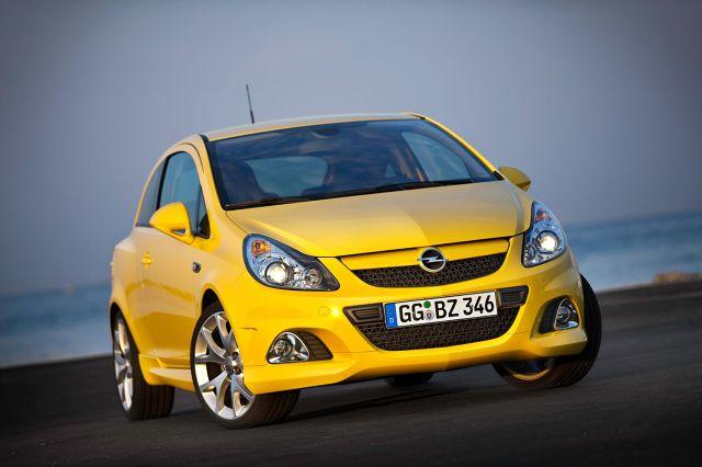 zdjęcie Opel Corsa OPC