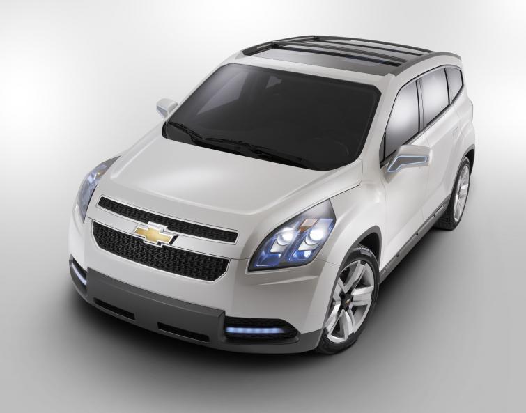 Chevrolet Orlando za kilka tygodni w salonach - sprawdź ceny