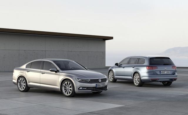 Volkswagen Passat / Fot. Volkswagen