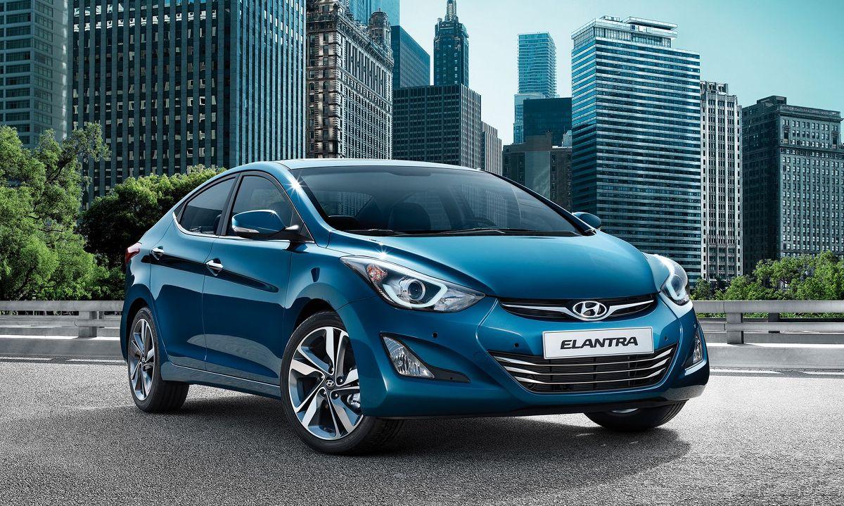 Hyundai Elantra, Fot: Hyundai