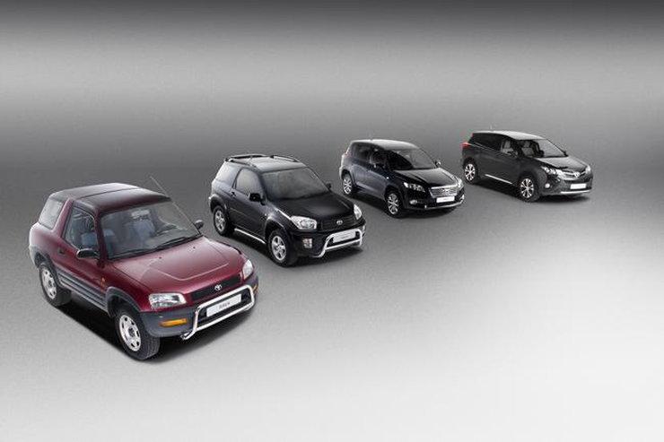 Toyota RAV4 / Fot. Toyota