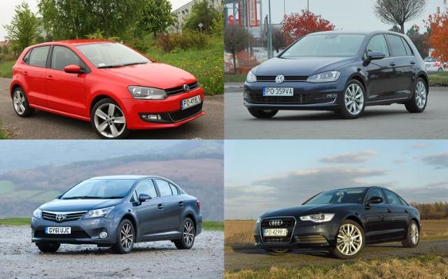 Samochody o najwyższej i najniższej wartości rezydualnej - ranking