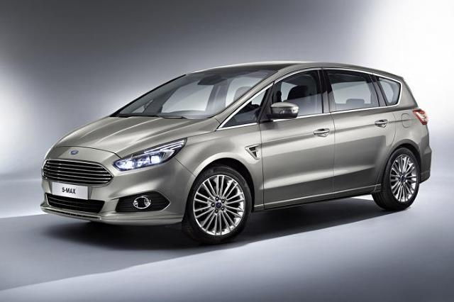 Ford S-MAX / Fot. Ford S-MAX
