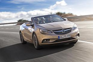Opel Cascada (2013 - teraz) Kabriolet