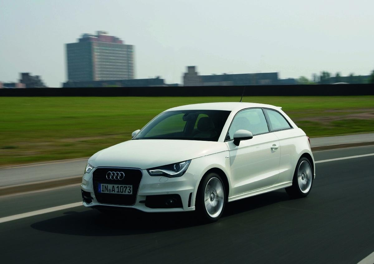 Audi A1, Fot: Audi