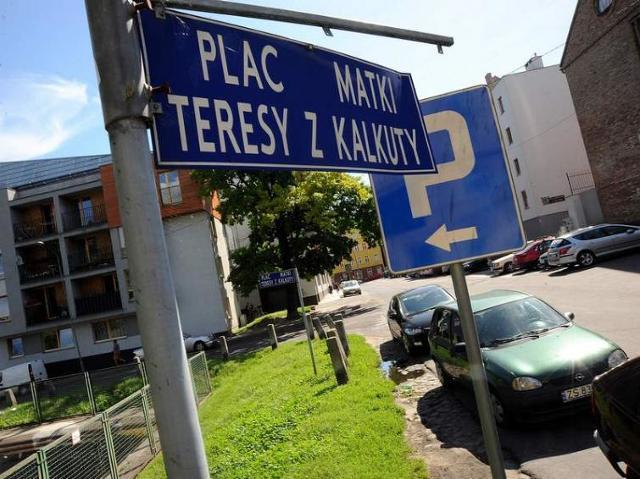 Szczecin: Wokół placu w jednym kierunku
