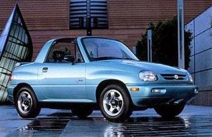 Suzuki X-90 (1996 - 1998) Coupe
