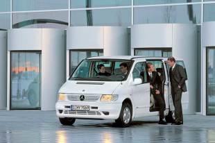 Mercedes-Benz Vito W638 (1996 - 2003) VAN