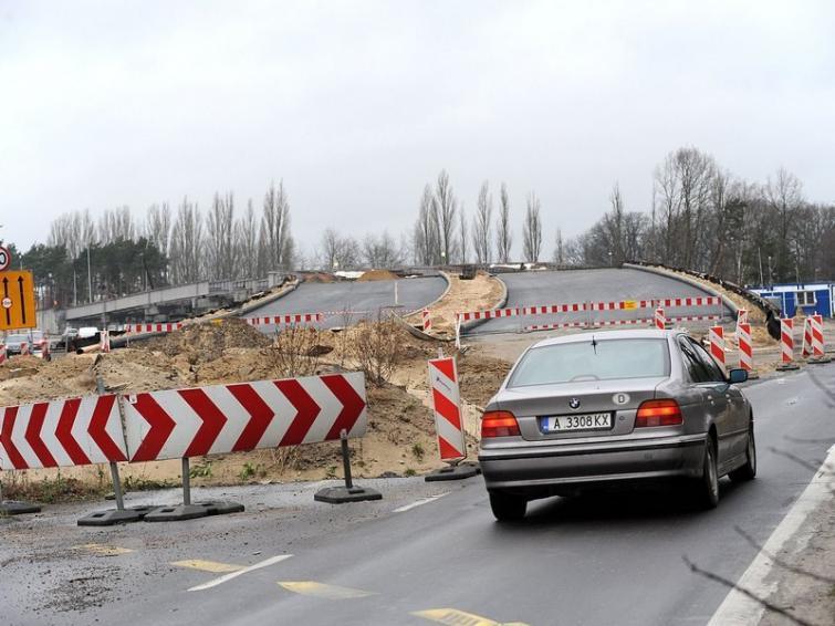 Przebudowa ul. Struga w Szczecinie. Wjazd będzie za rok