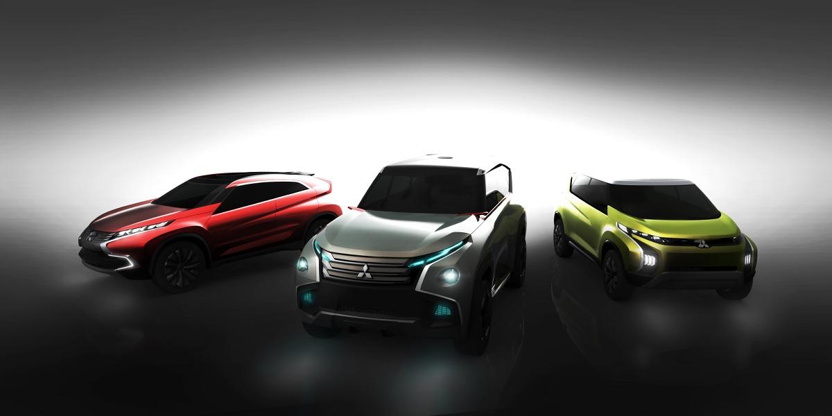 3 premiery Mitsubishi w Tokio, Fot: Mitsubishi