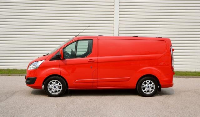 zdjęcie Ford Transit Custom