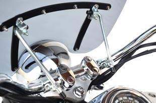 Szyby motocyklowe - jak wybrać odpowiednią?