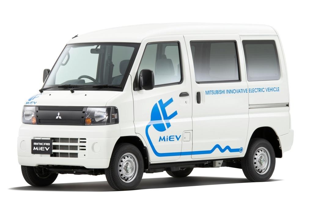 Mitsubishi MINICAB MiEV, Fot: Mitsubishi