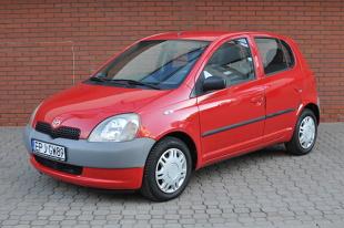 Toyota Yaris I (1999-2005). Typowe usterki, wady, zalety, sytuacja rynkowa