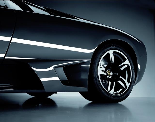 zdjęcie Lamborghini Murciélago LP 640