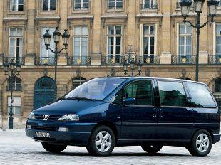 Peugeot 806 (1994 - 2002) VAN