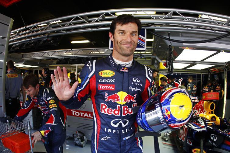 GP Hiszpanii: Webber najszybszy w kwalifikacjach