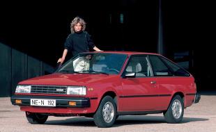 Nissan Sunny B12 (1986 - 1991) Hatchback