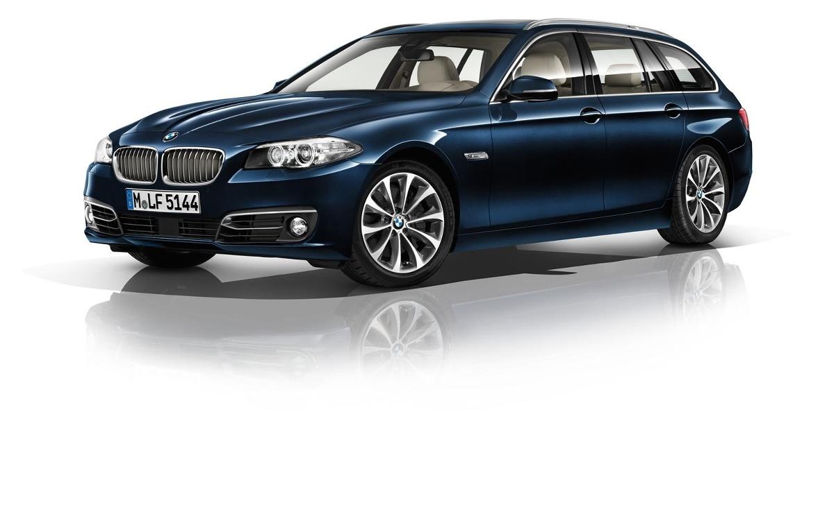 BMW SERIA 5 - zdjęcie BMW serii 5 - foto
