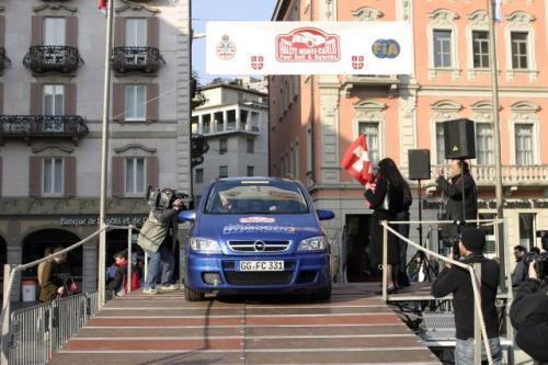 Fot. Opel: Opel Zafira HydroGen3 zwyciężył w klasyfikacji samochodów wyposażonych w ogniwa paliwowe.