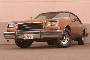 Buick LeSabre V (1977 - 1985) Coupe