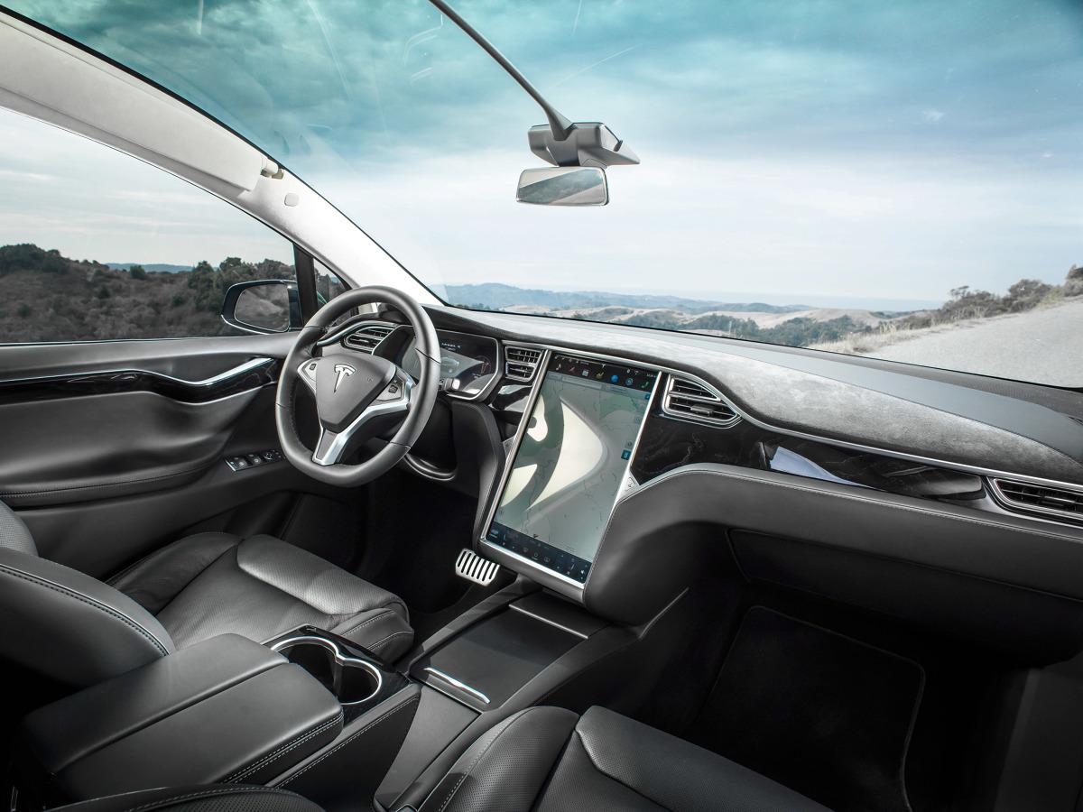Tesla Model X / Fot. Tesla