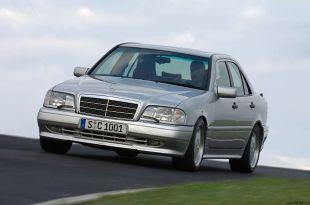 Mercedes-Benz Klasa C W202 (1993 - 2000) Sedan