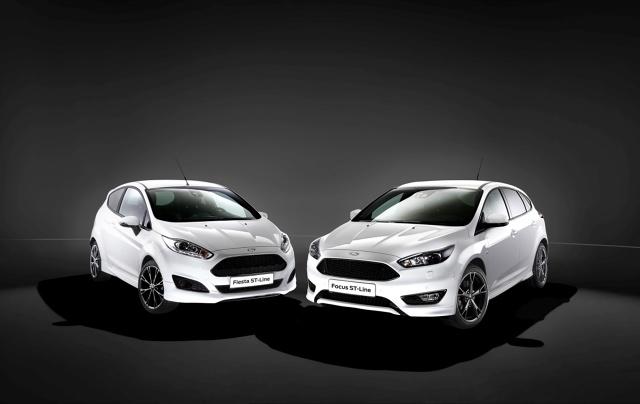 Firma Ford of Europe poinformowała o wprowadzeniu do oferty nowej gamy modelowej ST-Line, która obejmuje modele o sportowej stylizacji inspirowanej projektami Ford Performance.  Fot. Ford