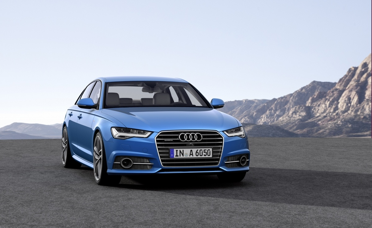 Audi a6 fot audi