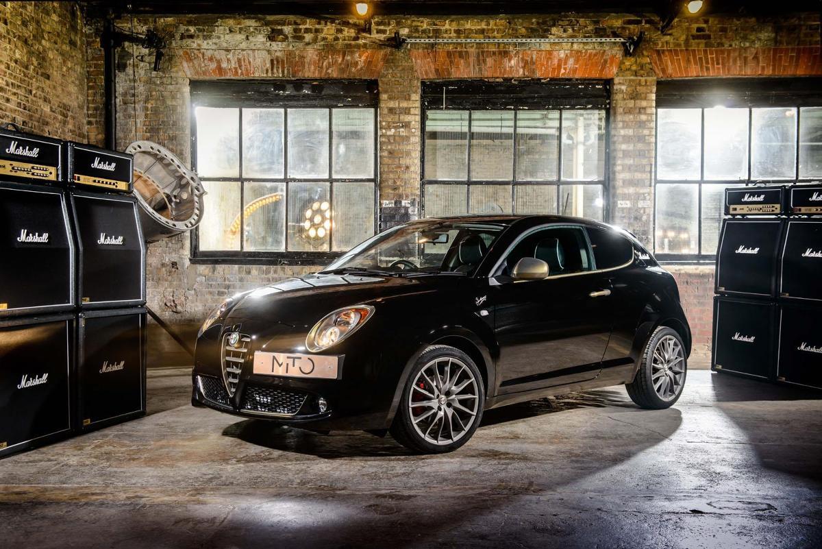 Alfa Romeo MiTo / Fot. marshall