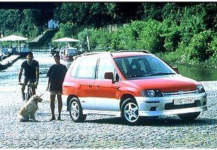 Mitsubishi Space Runner II (1999 - 2002)  MPV