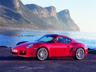 Porsche Cayman I (2005 - 2012) Coupe