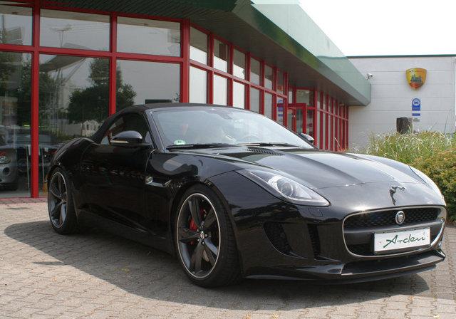 Jaguar F-Type / Fot. Arden