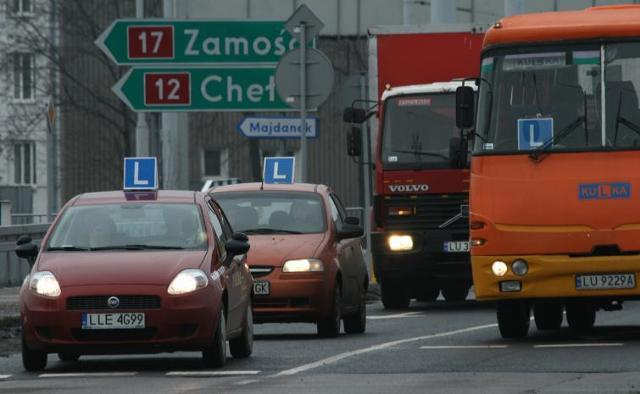 Egzamin na prawo jazdy w Lublinie - zobacz, gdzie oblewają