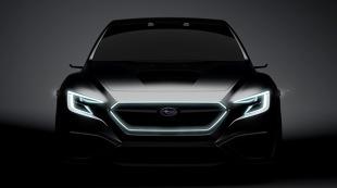 Subaru Viziv Performance. Co zapowiada koncept?