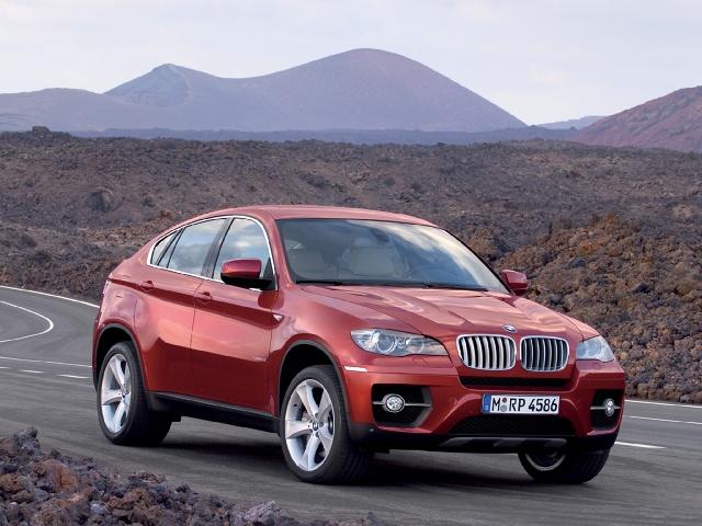 zdjęcie BMW X6