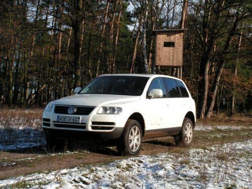 Fot. R.Polit: VW Touareg otrzymał nowy silnik wysokoprężny V6 o pojemności 3 l i mocy 225 KM.