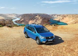 Genewa 2017. Dacia Logan MCV w wydaniu Outdor