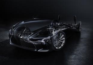 Detroit 2017. Taki będzie nowy Lexus LS