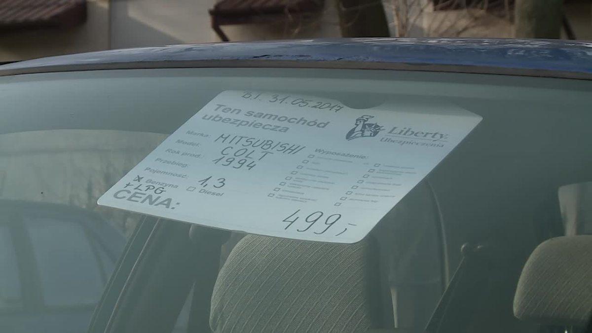 Wspaniały Najtańsze samochody? W tym komisie auto kupimy już za 500 zł VV87