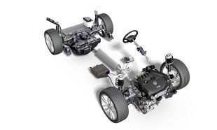 Volkswagen Golf ósmej generacji. Szczegóły napędu
