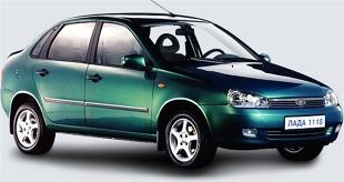 Lada Kalina (2004 - teraz) Sedan [1118]