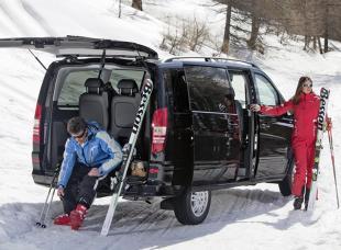 Na narty za granicę - przepisy drogowe, obowiązkowe wyposażenie. Poradnik