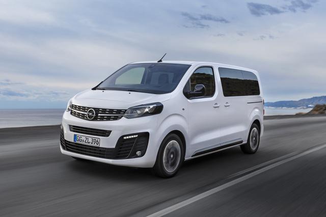 Opel Zafira Life   Światowa premiera Zafiry Life odbędzie się podczas Salonu Motoryzacyjnego w Brukseli 18 stycznia 2019 roku (dni dla publiczności: 19–27 stycznia 2019 r.). Zamówienia będą przyjmowane od lutego.  Fot. Opel