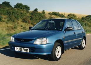 Daihatsu Charade IV (1993 - 2000) Hatchback