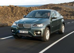 BMW X6 I (E71) (2008 - teraz) SUV [E71]