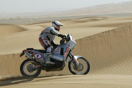 Fot. Desert Runner