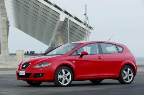 Fot. Seat: Seat Leon wyglądem przypomina minivana Altea, zaliczany jest jednak do aut kompaktowych.