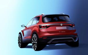 Volkswagen T-Cross. Taki będzie najmniejszy SUV Volkswagena