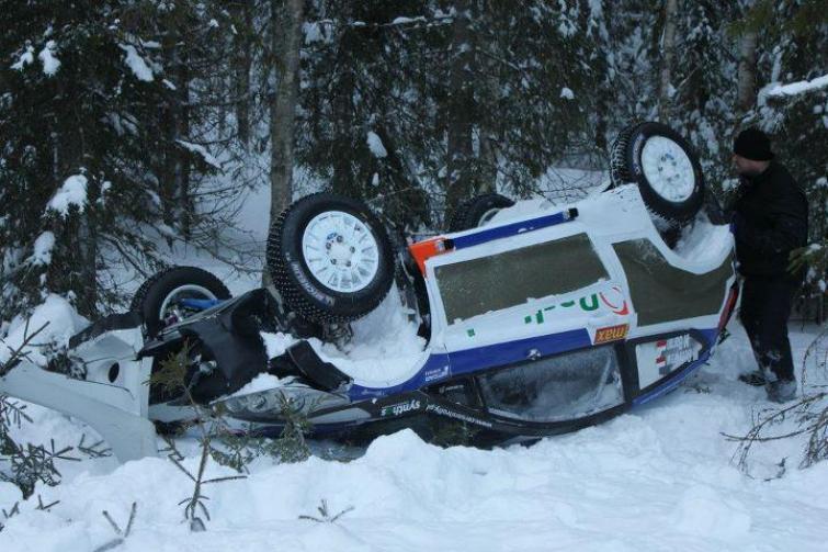 Sołowow z Baranem pojadą na Rajdzie Szwecji Fordem Fiestą WRC